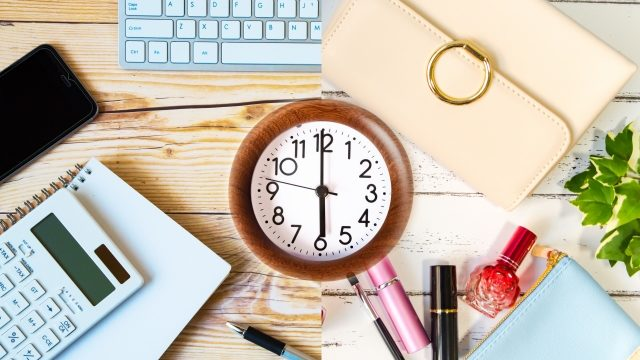 クリニックの勤務時間について